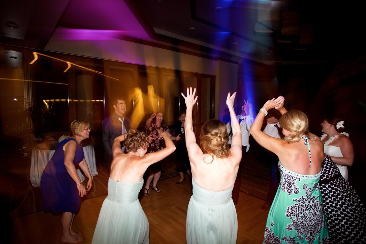 Wedding Reception Dance DJ